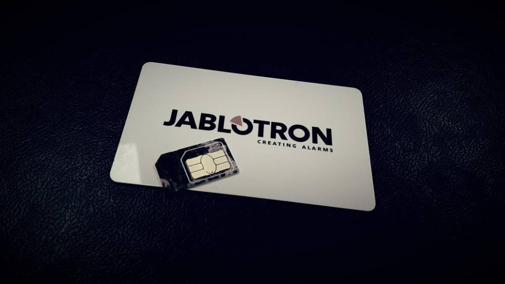 Bezpečnostná SIM Jablotron